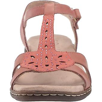SOUL Naturalizer Women's BLISS Sandal, ROSEYMAUVE, 9 W US