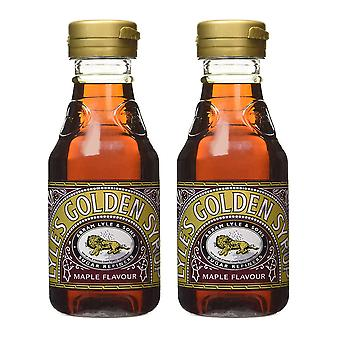 2 x 454g Maple Flavour Golden Syrup Breakfast Pancakes Cakes Baking Sweetener