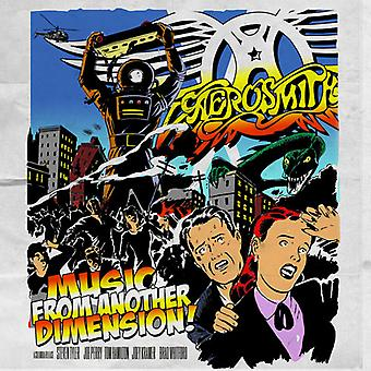Aerosmith - Music From Another Dimension [CD] USA import