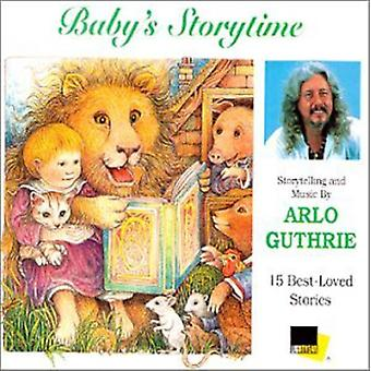 Arlo Guthrie - Baby's Storytime [CD] USA import