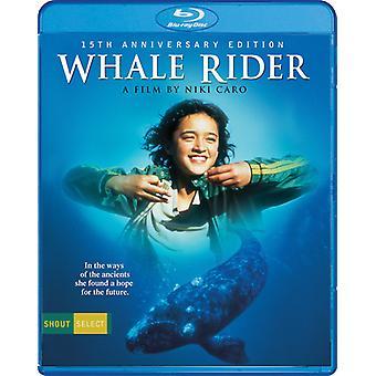 Hval Rider (15 års jubilæum Edition) [Blu-ray] USA import