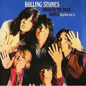 Rolling Stones - Rolling Stones: Vol. 2-Big Hits: Through the Past Darkly [CD] USA import