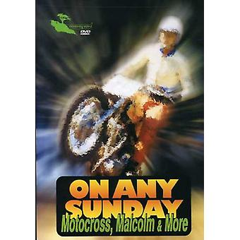 On Any Sunday - Motocross Malcolm & More [DVD] USA import