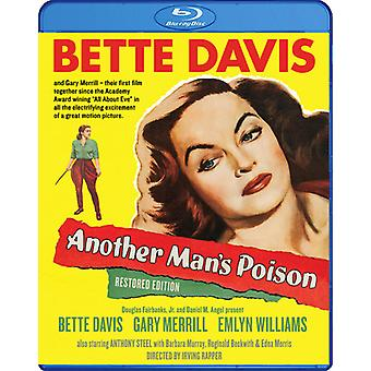 Another Man's Poison Restored Edition [Blu-ray] USA import