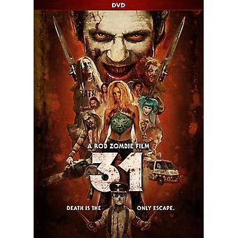 31 [DVD] USA import