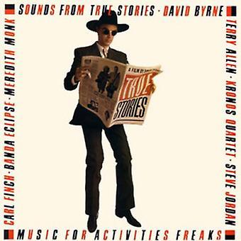 True Stories a Film by David Byrne / O.S.T. - True Stories a Film by David Byrne / O.S.T. [CD] USA import