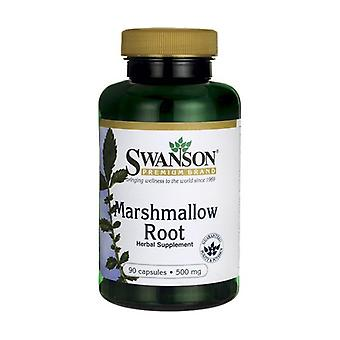 Marshmallow Root 500 mg 90 capsules