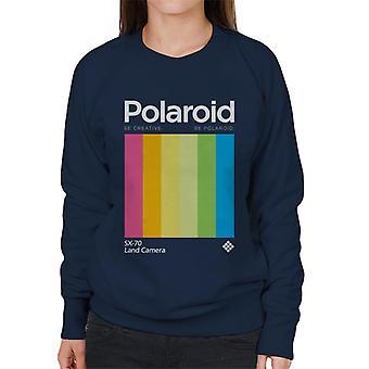 Polaroid Olla luova olla polaroid naiset&s collegepaita