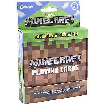 Minecraft - Mojang - Cărți de joc - Spelkort