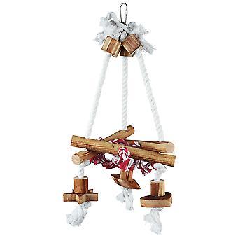 Trixie swing a kötél a madarak