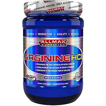ALLMAX Nutrition, Arginine HCI, 14 oz (400 g)