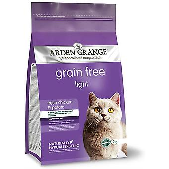 Arden Grange Cat Light - 2kg