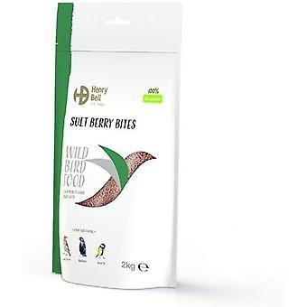Henry Bell Suet Berry Bites - 1 kg