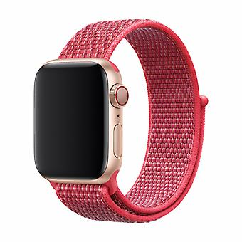 Apple Watch 38/40MM Band Red - Nylon
