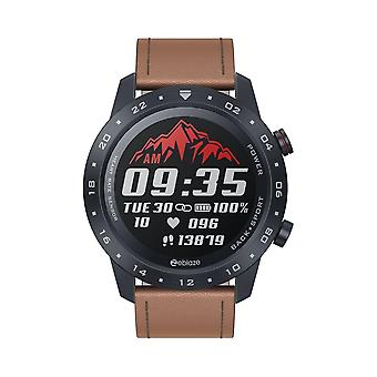Smartwatch For Health&fitness Waterproof/better Battery Life Classic Design & Bluetooth 5.0 Android/ios