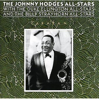 Johnny All-Stars Hodges - Caravan [CD] USA import