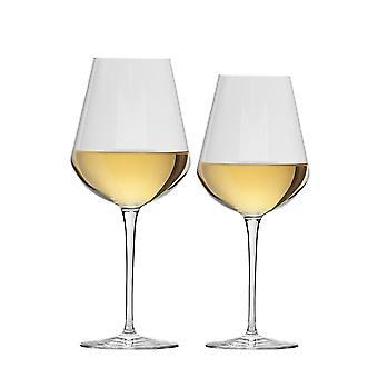 Bormioli Rocco Inalto Uno Small / Medium Wine Glass - 380 / 470ml - Set of 12 Glasses