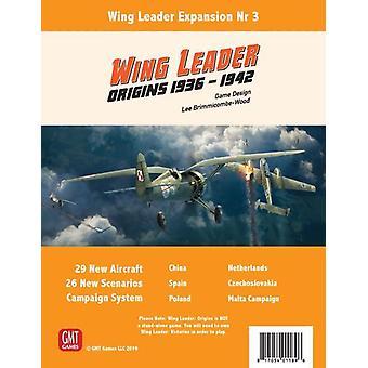 Chef d'escadre : Expansion 3 : Origines 1936 à 1942