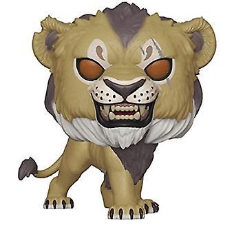 Funko Disney Lion King Live Action Scar POP! Winylowe dzieci Niania