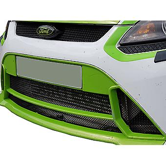 Ford Focus MK2 RS - Front Grille Set (Without Locking Mechanism) (2008 - 2011)