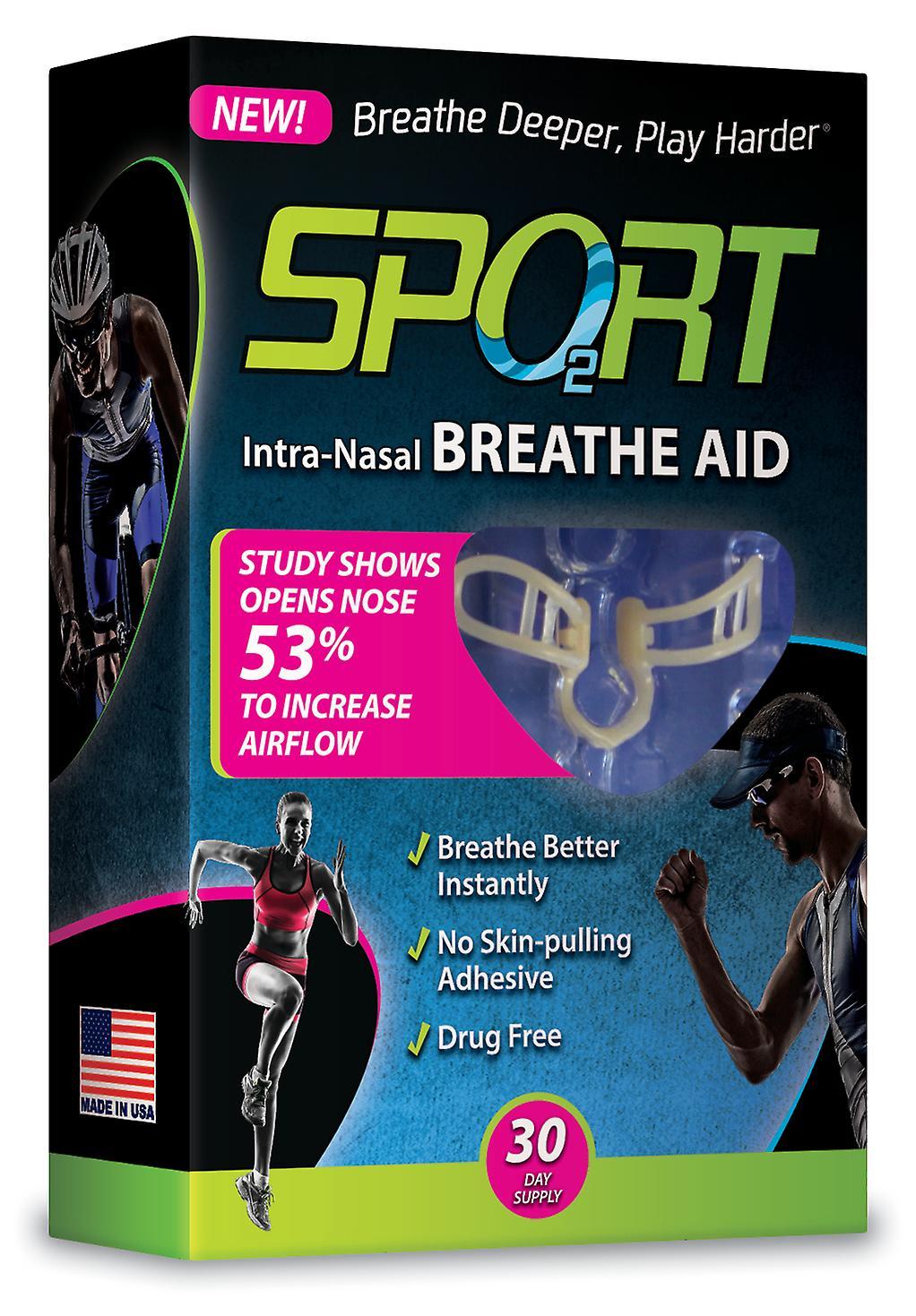 Sleepright sport ademen steun