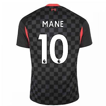 2020-2021 Liverpool tredje tröja (MANE 10)