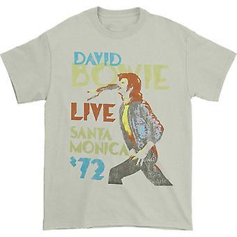David Bowie Bowie Santa Monica T-shirt