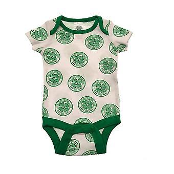 Celtic FC Baby Babysuit (Balení po 2)