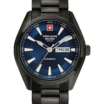 Mens Watch Swiss Military 7090.2175, Automatic, 43mm, 10ATM