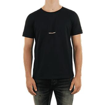 Saint Laurent TS C/R CLASSIQUE Black 464572YB2DQ1000 Top