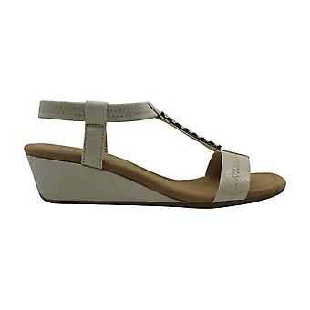 Alfani Womens Viennaa Fabric Open Toe Casual Platform Sandales