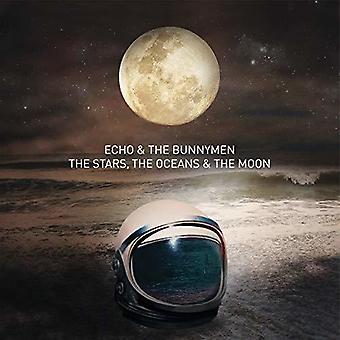 Echo & the Bunnymen - Stars the Oceans & the Moon [Vinyl] USA import