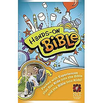 NLT Hands-On Bible HB revisado ed