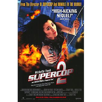Supercop 2 Movie Poster (11 x 17)