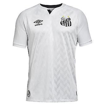 2020-2021 Santos Home Shirt
