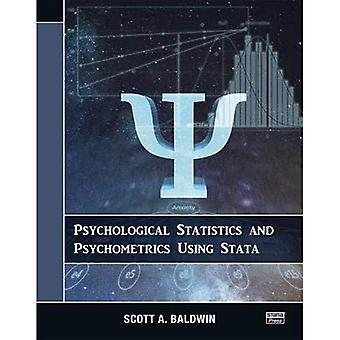 Psychologische statistieken en psychometrie met behulp van Stata
