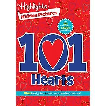 101 Hearts 101 Activity Books