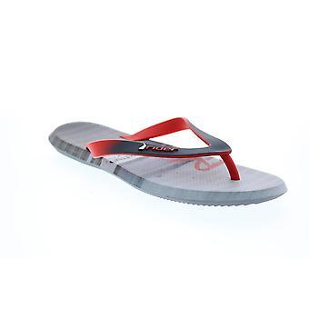 Rider R1 Energym Mens Azul Synthetic Flip-Flops Sandálias Sapatos