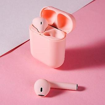 inPods 12 True Wireless Earphones Frosted Macaroon Wireless BT Earphones