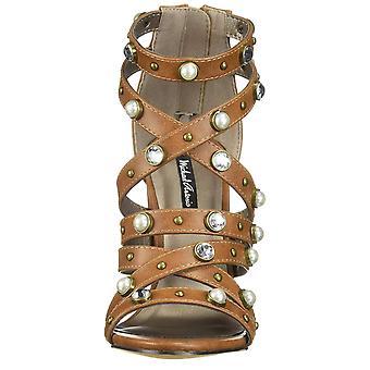 Michael Antonio Womens Renata Open Toe Casual Ankle Strap Sandals
