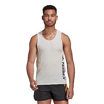 Adidas Terrex Agravic Race Singlet Protohype GL7484 beží po celý rok muži t-shirt