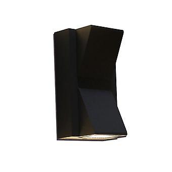 Wykwintne projektowanie lampy ściennej LED - pojedyncza głowica do ganku, sconce, wewnątrz i