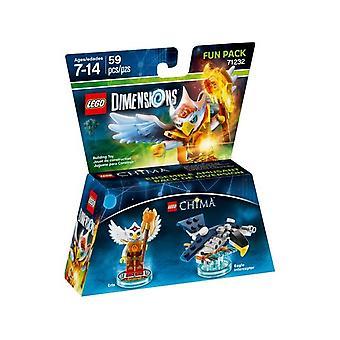 LEGO 71232 Eris Fun Package