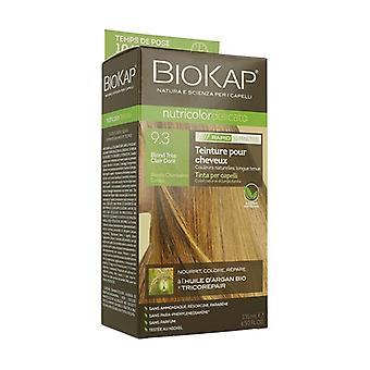 Delicate and fast hair dye 9.3 Light golden blonde 135 ml
