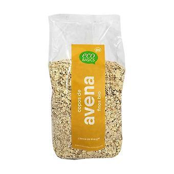 Gluten-free Thin Oat Flakes Bio 500 g