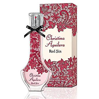 Christina Aguilera Red Sin Eau de Parfum 50ml Spray