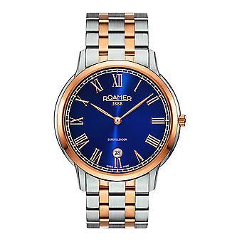 Roamer Superslender 515810494250 Men's Watch