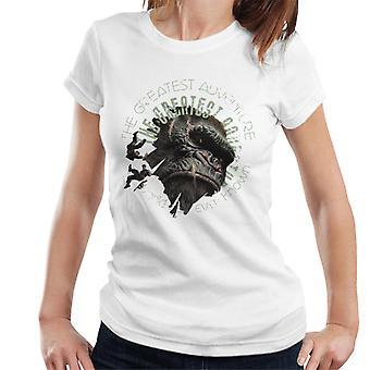 King Kong The Greatest Adventure Camiseta para Mujer's