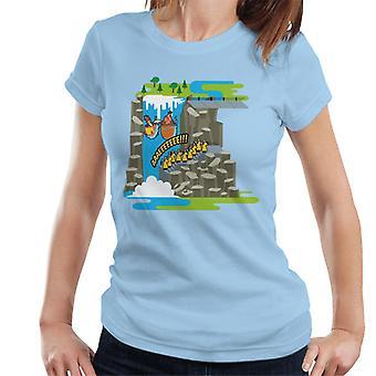 Woody Woodpecker Niagara Fools Women's T-Shirt