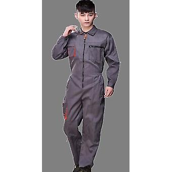 Protective Coverall Repairman, Strap Jumpsuits, Trousers Sleeveless, Working
